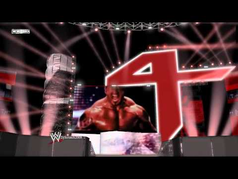 WWE BATISTA RETURNS 2012