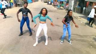 CAPASTA ft GASMILA   BADABAYA OFFICIAL DANCE VIDEO  BY ALLO DANCERS