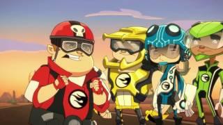 Team Hot Wheels - A Mega Corrida