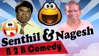 Nagesh & Senthil Back 2 Back Comedy Scenes