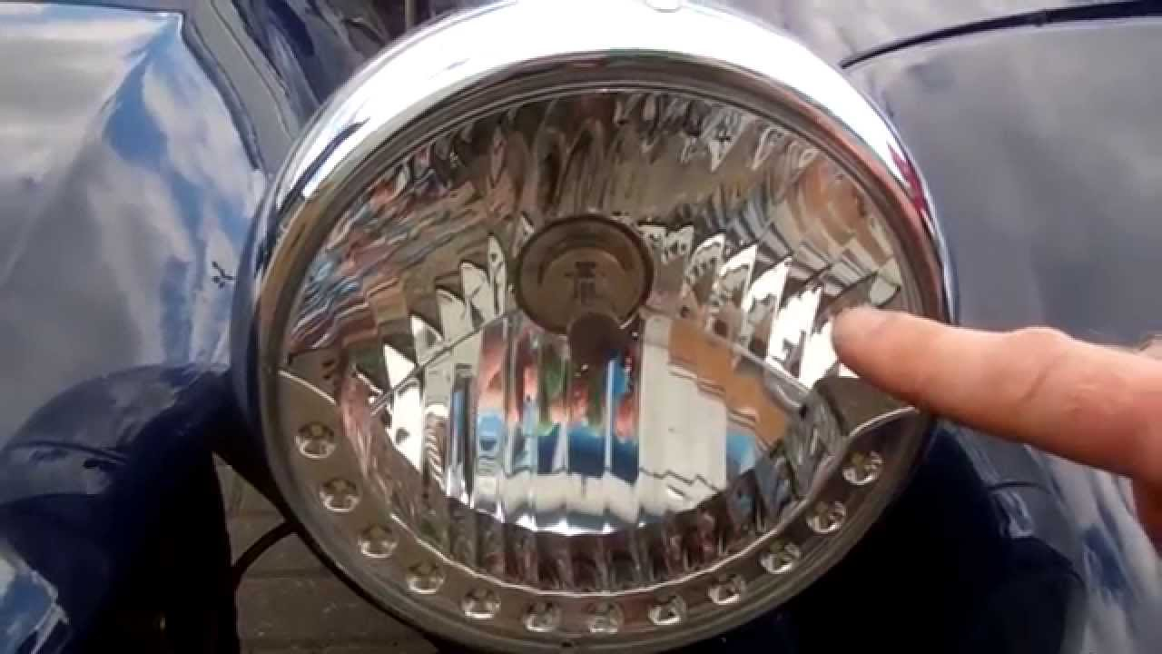 Car Tv Shows >> How to upgrade the headlights on a Westfield kit car ( or lotus 7 caterham etc ) - YouTube