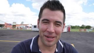 Dakar 2017, Asuncion: i protagonisti italiani, Luca Manca