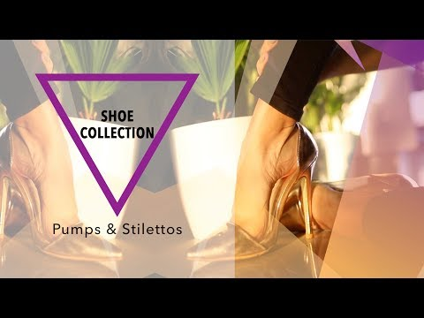 Shoe Collection: HEELS
