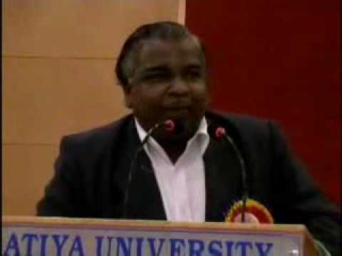 Prof. N. Lingamurthy V.C. Kakatiya University Warangal