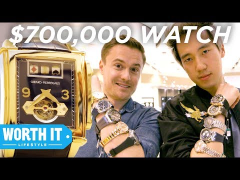 $285 Watch Vs. $700,000 Watch