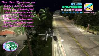 GTA Vice City Walkthrough #099 - Special Part: Belohnungen für 100% in GTA Vice City - (German)