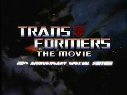 Transformers The Movie DVD Trailer