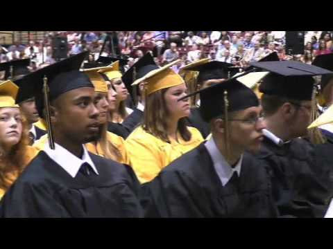 Northeast High School Graduation 2009 Video www HometownAnnapolis com The Capital