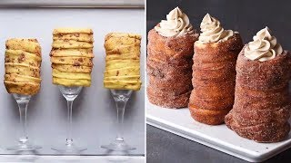 Cinnamon Rolls to Cinnamon GOALS: This Chimney Cake hack will take your brunch to the next level!