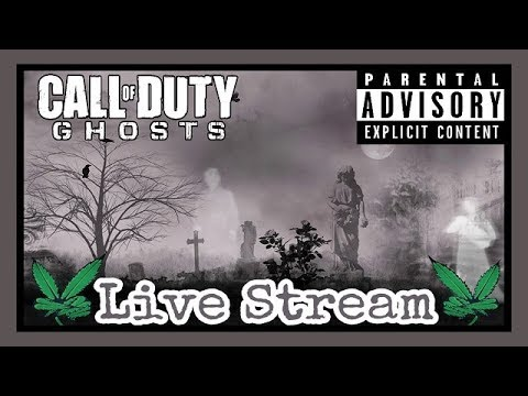 Call Of Duty Ghost! Sunday Night Hangover Live Stream! ( Call Of Duty Ghost Live Stream )