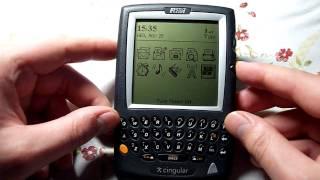 Обзор BlackBerry 957 - e-mail в массы!