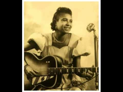 'Ma Rainey' MEMPHIS MINNIE (1940) Memphis Blues Guitar Legend