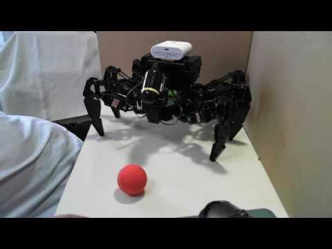 多足ロボット」 Youtubeでの検索結果 - The Search 動画検索