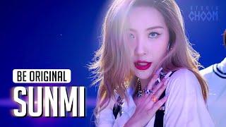 Download lagu [BE ORIGINAL] SUNMI (선미) 'You can't sit with us' (4K)