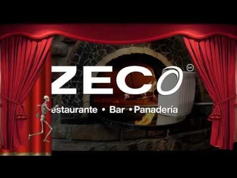 Restaurante Zeco - Pan de Muerto