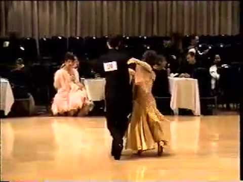 Empire Dance Sport Championships - Aug. 2006 Clip 1: Waltz, Tango, Fox Trot, Viennese Waltz