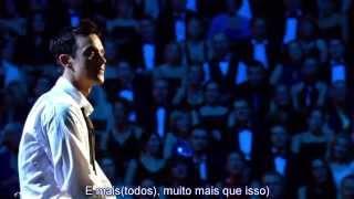 My Way Robbie Williams Live At Royal Albert Hall Kensington London 2001 Legendado Janisv