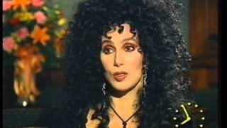 Cher - GMTV interview (1991) Part 1