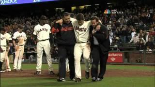 2011/05/25 Posey's injury