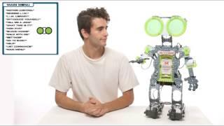 Smyths Toys -  Meccano Meccanoid Robot G15
