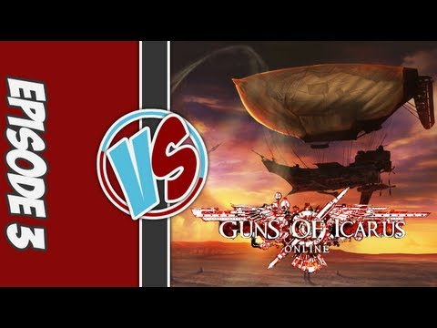 LAGTV & IamChiib VS Guns of Icarus E3 -- LAGTV2