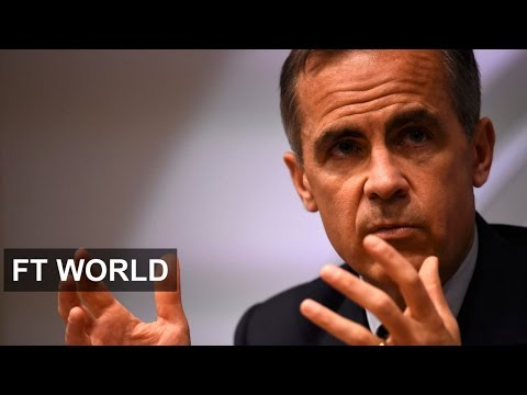 Bank of England's Brexit warning explained in 60 seconds | FT World
