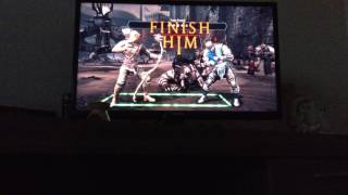 Mortal kombat xl fatalaties part 1
