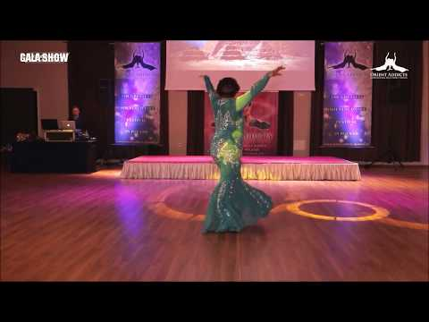 TOMMY KING- Orient Addicts International Belly Dance Festival 2017