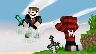 Minecraft - SkyWars ‹ HACKER EU ME RENDO! ›