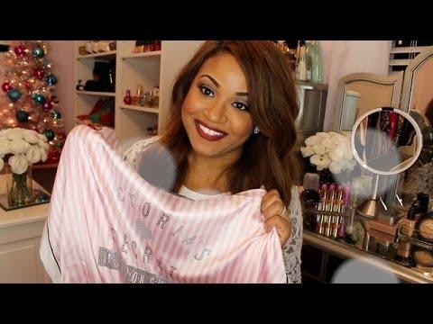 Victoria's Secret HAUL-iday! Lingerie, Perfume & MORE!