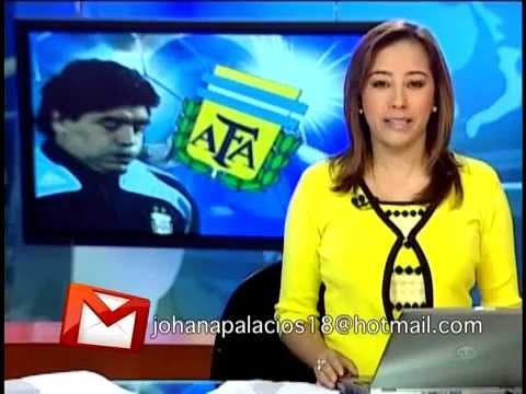 Johana Palacios Reel Presentadora y Periodista Deportes