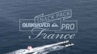 Snack Pack Trailer - Quiksilver Pro France 2011