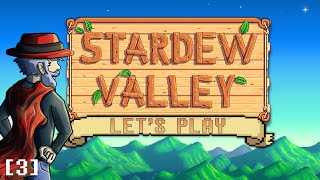 Using Copper to UPGRADE Tools! - Stardew Valley Let's Play | Playthrough [3]