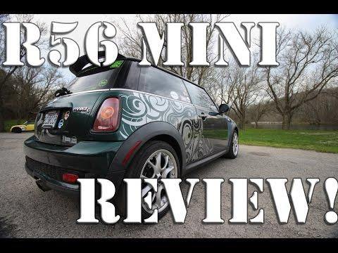 Mini Cooper S Review   Racecar Mom!