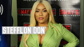 "Stefflon Don Talks Love Life, Touring with G Eazy and ""Hurt Me"""