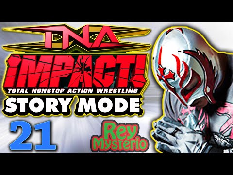 TNA IMPACT! Walkthrough Part 21 - Ultimate X Dèbut w/ PS4 Controller