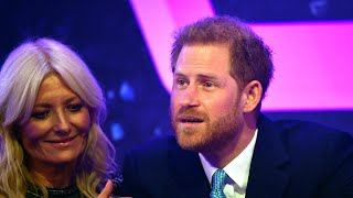 Prince Harry Cries Talking About Being a Parent