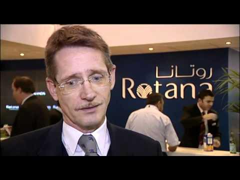 Thomas Tapken, Area Vice President, Dubai & N Emirates, Rotana @ ATM 2011