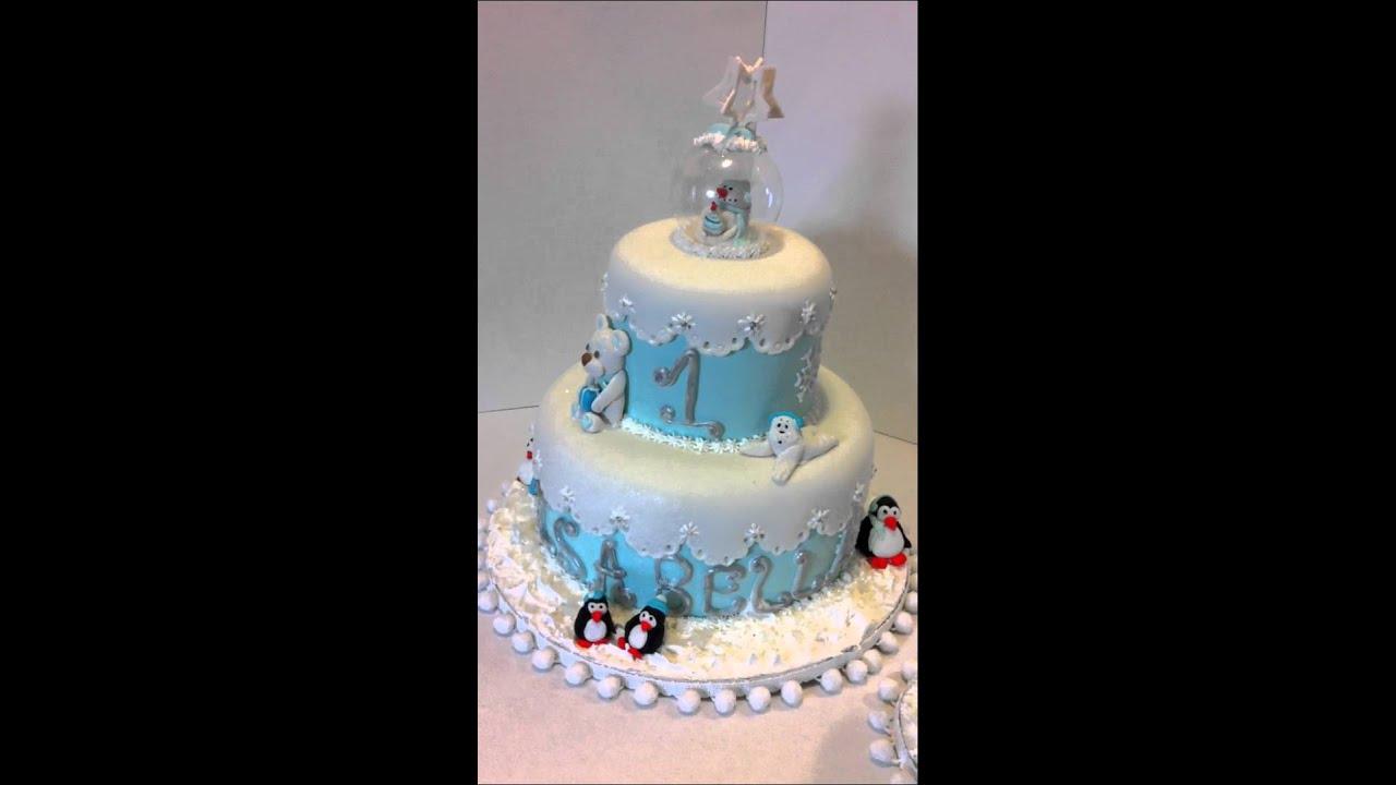 Winter wonderland Cake - Cup n cakes Gourmet - Snow Globe ...