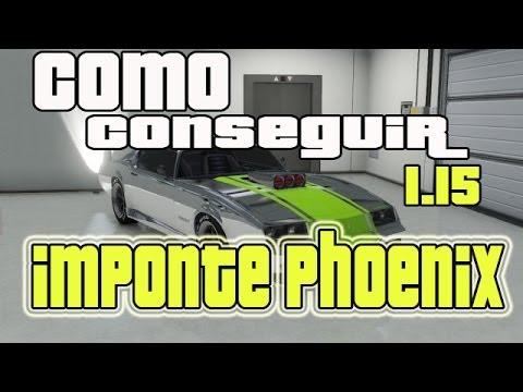 Gta V online 1.15 - Conseguir Imponte Phoenix gta v online sin ayuda PARCHADO