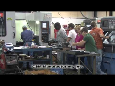Promotional Video | Machining Technology at Alamance Community College