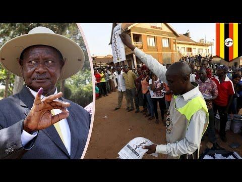 Uganda election: Yoweri Museveni blocks Facebook and Twitter, Kizza Besigye arrested - TomoNews