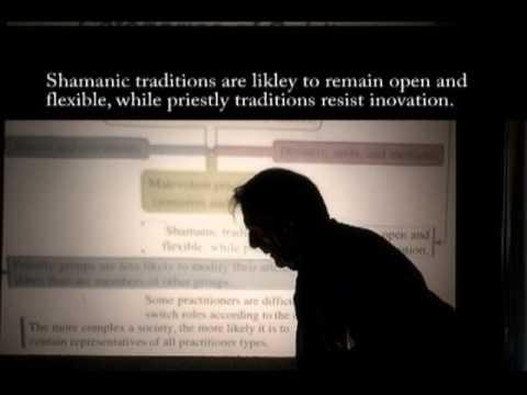 Stanley Krippner - Spiritual Healing and Shamanism