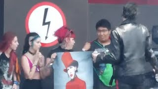 Download Lagu Marilyn Manson Demands Fan Remove Avenged Sevenfold Shirt | Rock Feed Gratis STAFABAND
