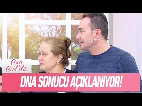 DNA sonucu açıklanıyor  - Esra Erol'da 4 Aralık 2017