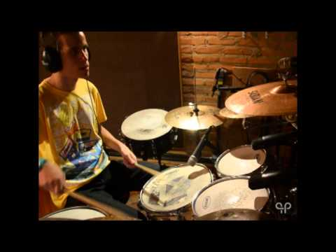 L&l Dual Drummers Project (senhor Tu és Bom- Lord You Are Good - Instrumental) video