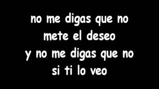 NA NA NA NA NA LETRA - Baby Rasta y Gringo Reggaeton Romantic 2011