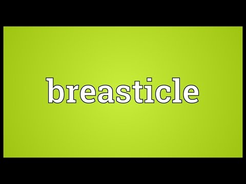 Header of breasticle