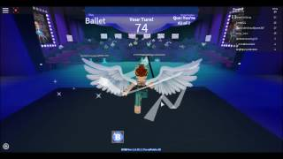Roblox~Ballet~Dance your blox off