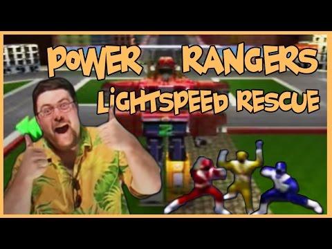 Joueur du grenier - Power Rangers Lightspeed Rescue - Nintendo 64